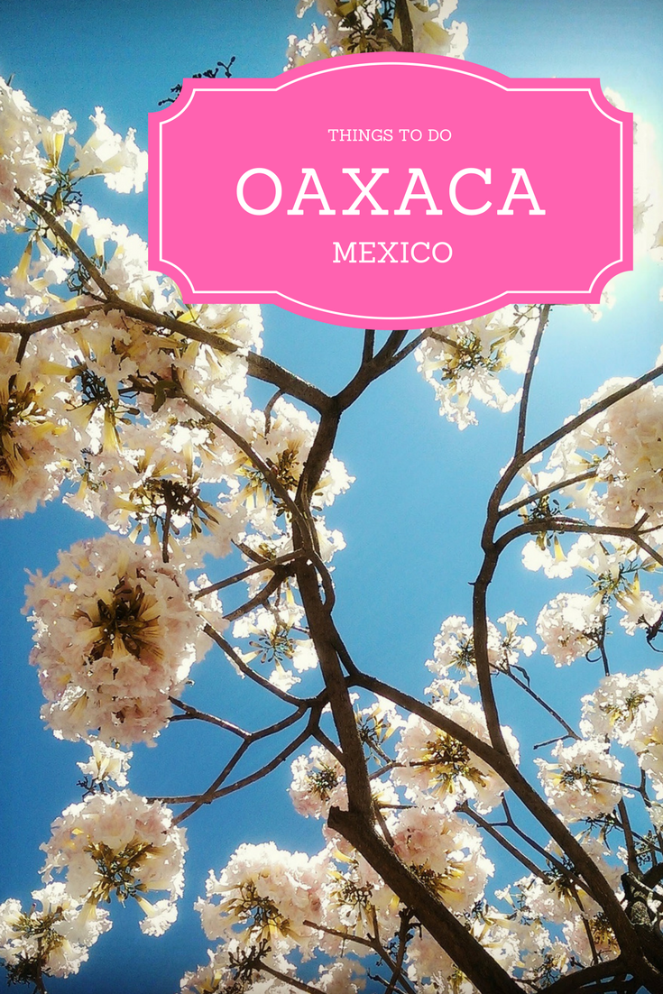 Places to visit in Oaxaca State