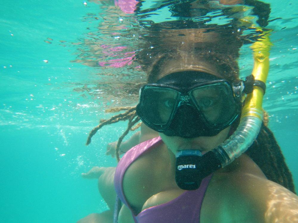 Snorkeling Nicaragua - Snorkeling Corn Islands