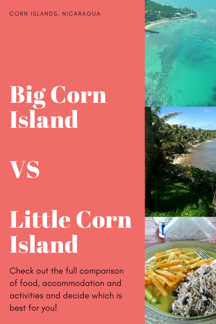 Big Corn VS Little Corn