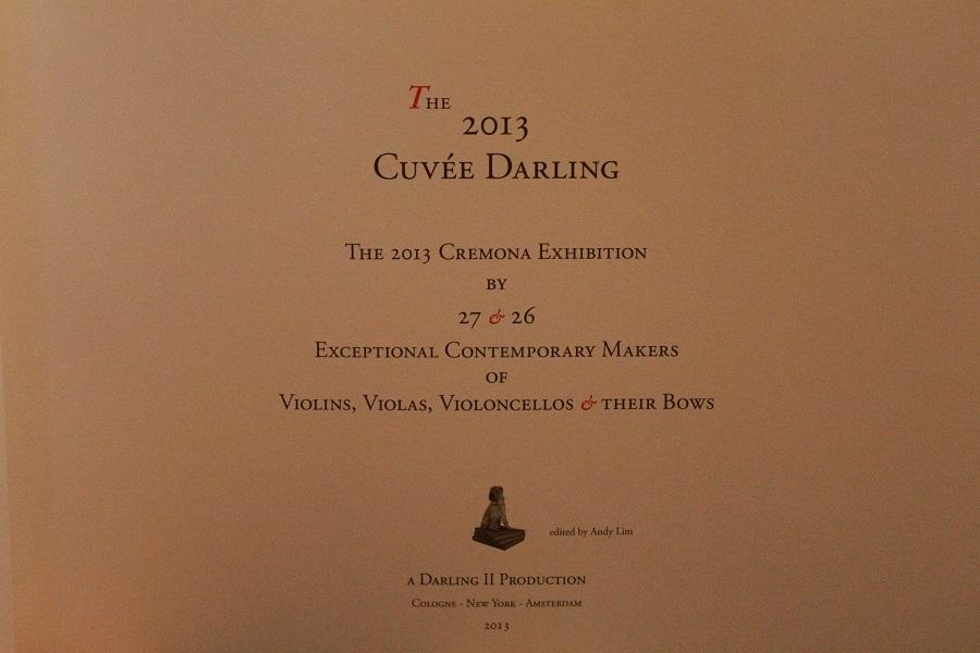 Itzel Avila CuvéeDarling Cremona