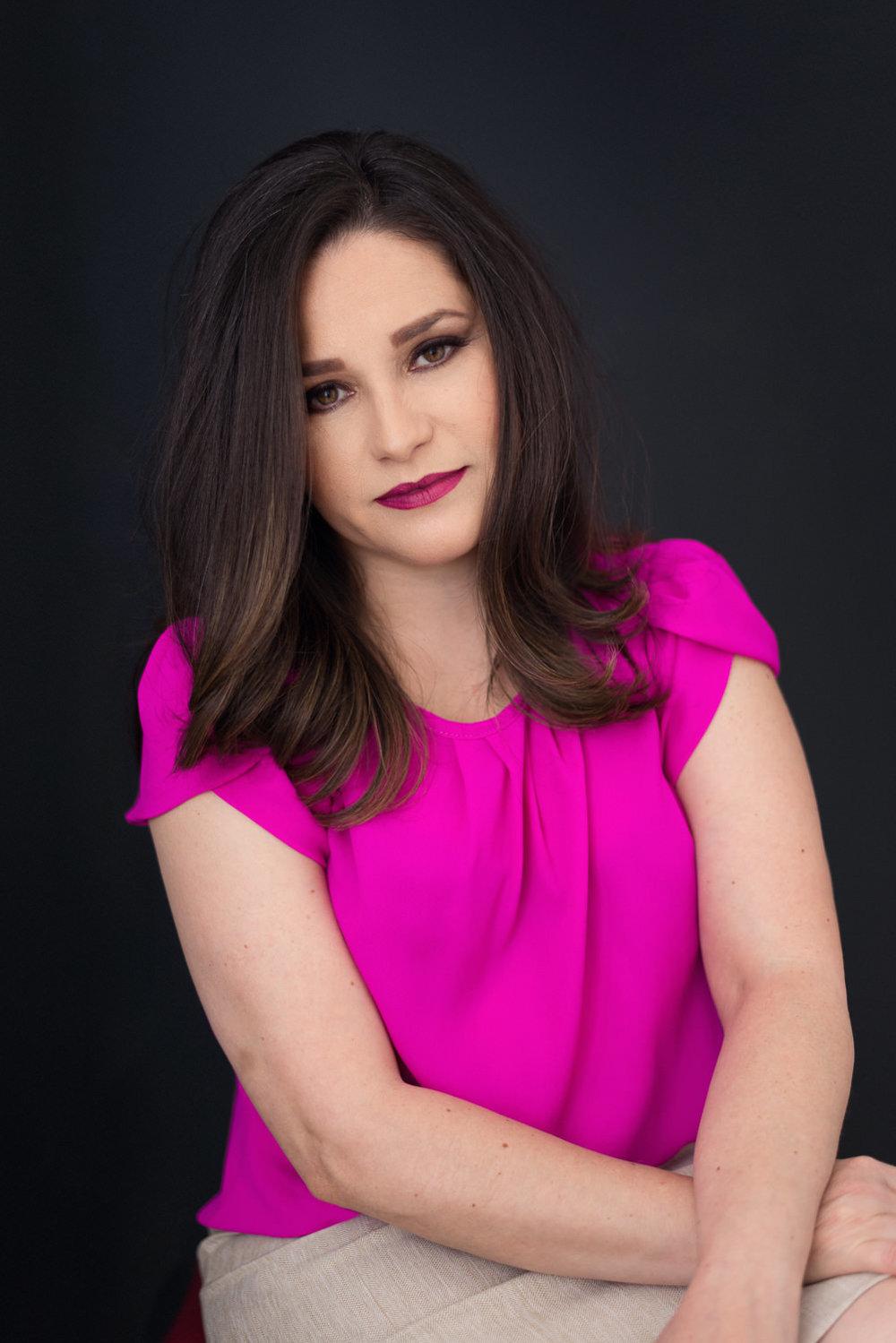 Sesión de fotos para imagen personal y corporativa, Laura Sanchez