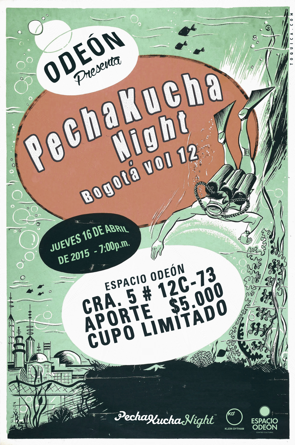 PechaKucha Night vol.12 - Odeón