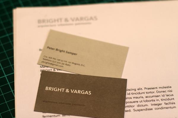 Estudio de Arquitectura Bright & Vargas