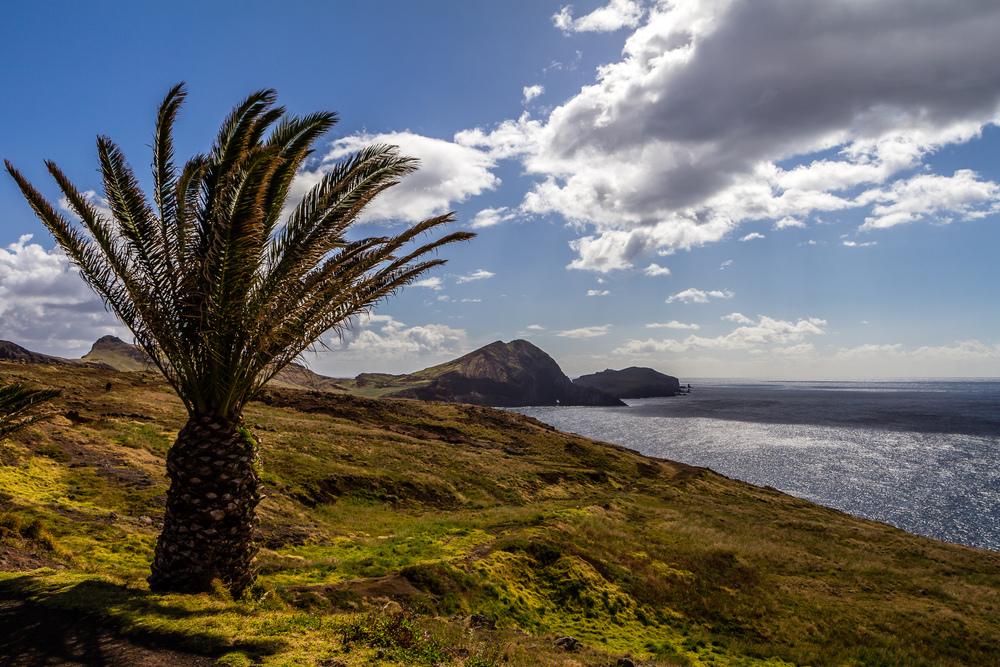 Ponta de São Lourenço in Madeira