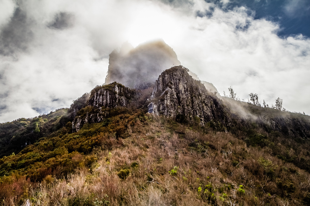 Madeira Mountain Peak