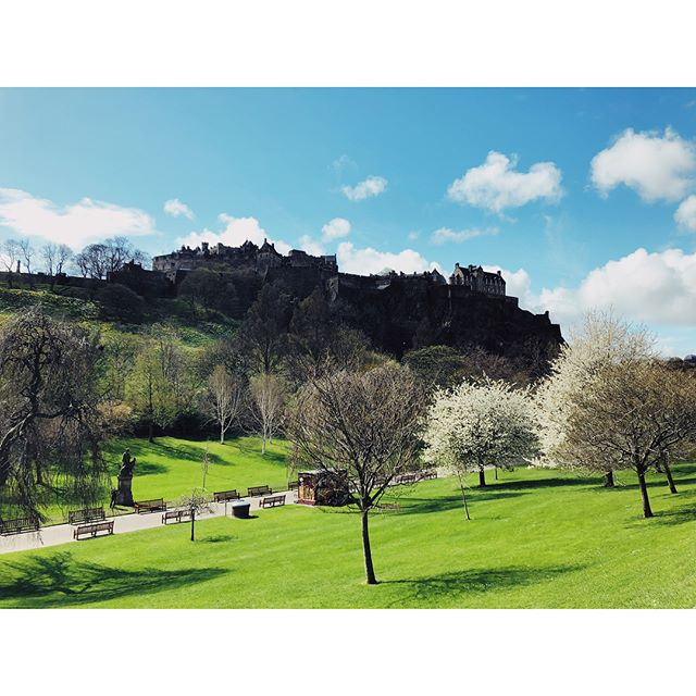 Edinburgh was so beaut. - - - #edinburgh #travel #travelphotography