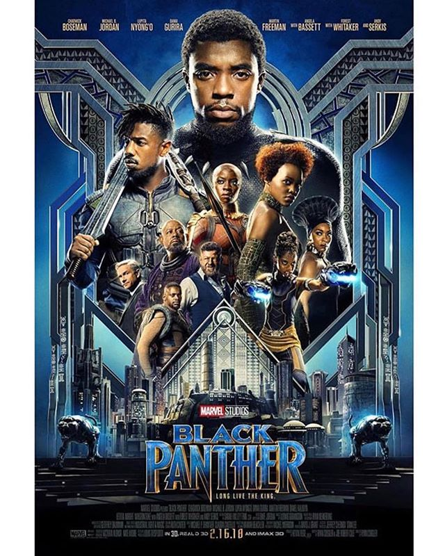 Bless 🙏  @blackpanther ✊🏾