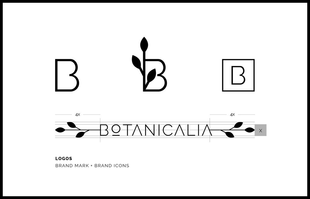 Botanicalia Logo's & Icons