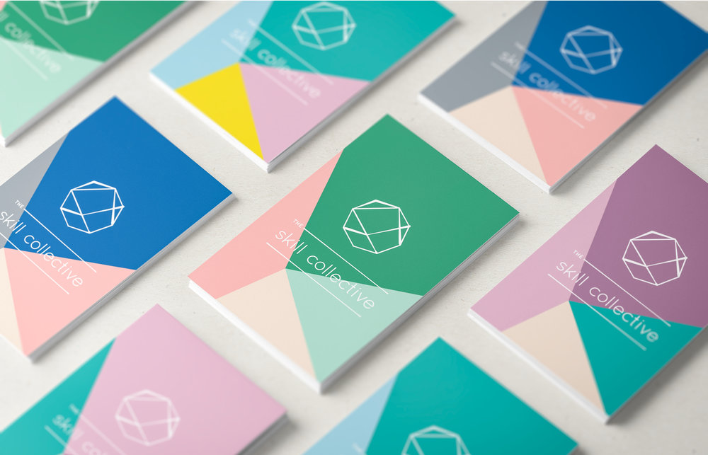 The Skill Collective Business Cards