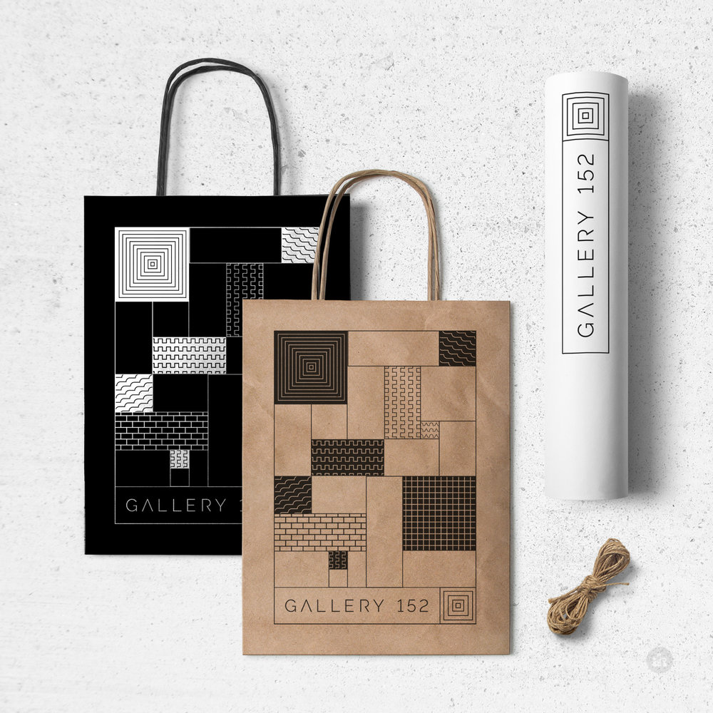 Brand Identity  | Gallery 152