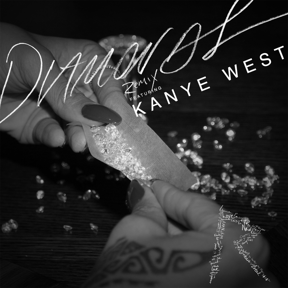 Diamonds Remix - Record