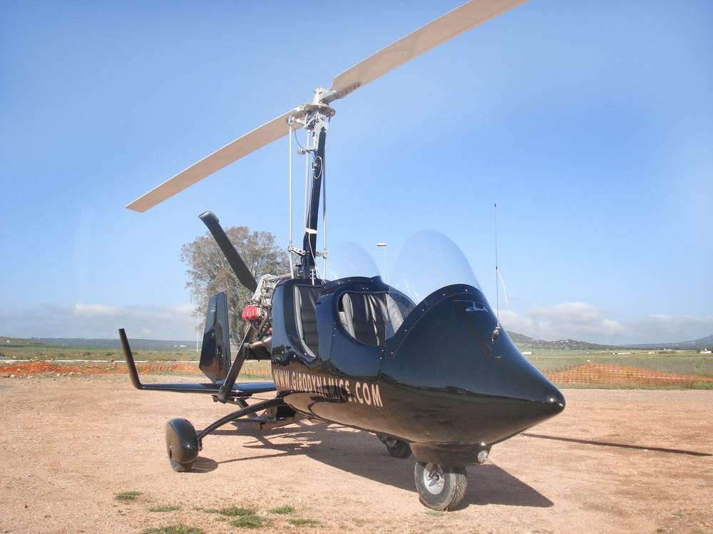 gyrocopter girodynamics