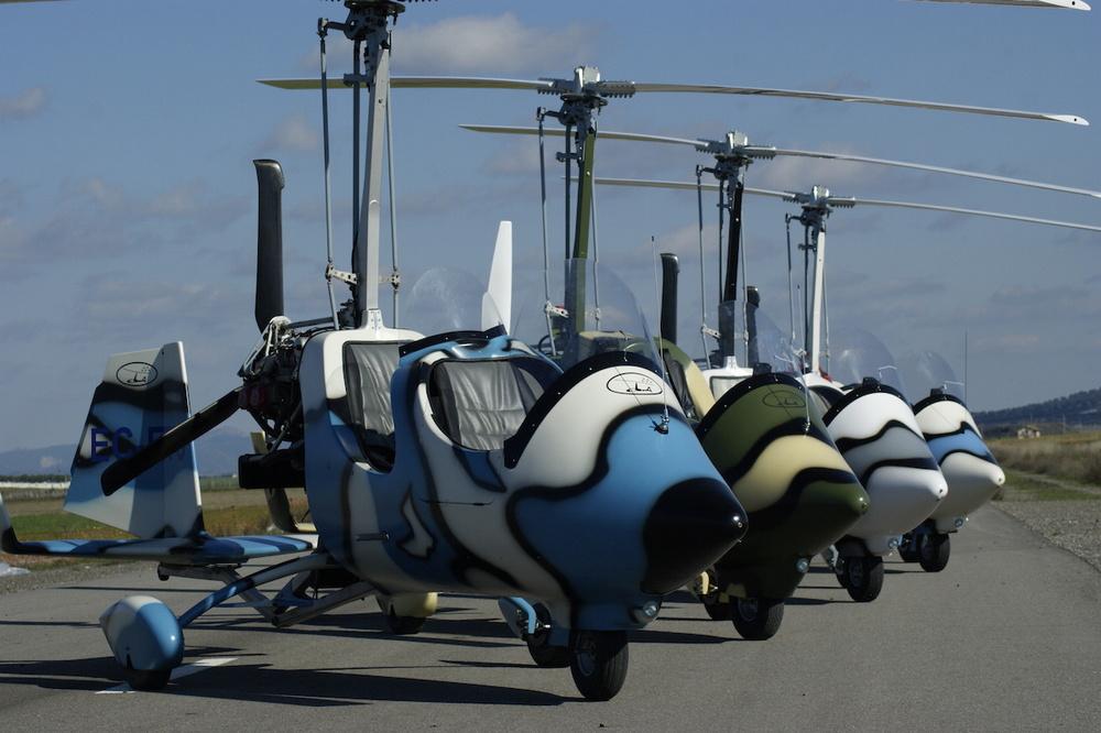 gyrocopter autogiro camouflage