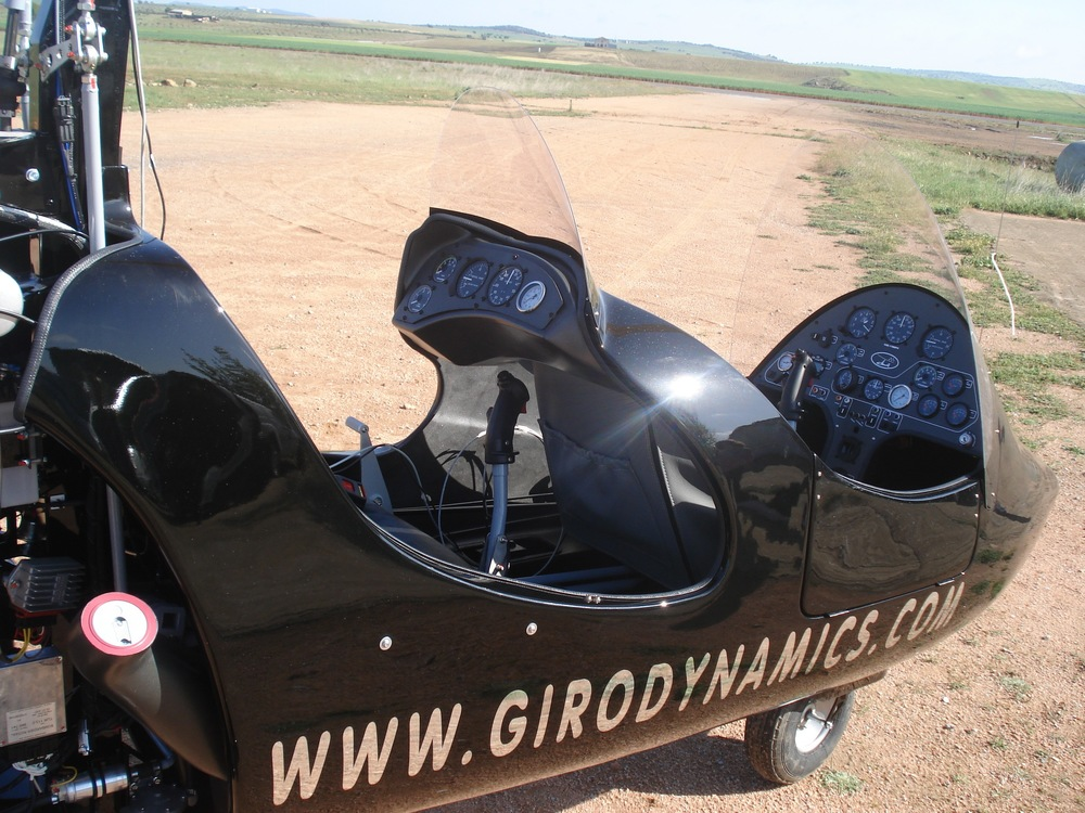 gyrocopter girodynamics country instruments flying