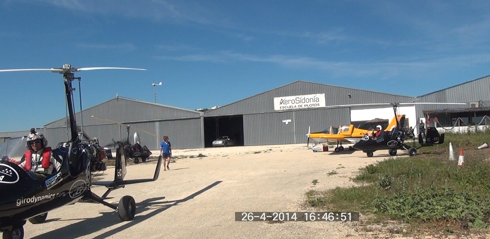 giroafrica girodynamics tarifa-kite-obsession ela-aviacion team takeoff trip