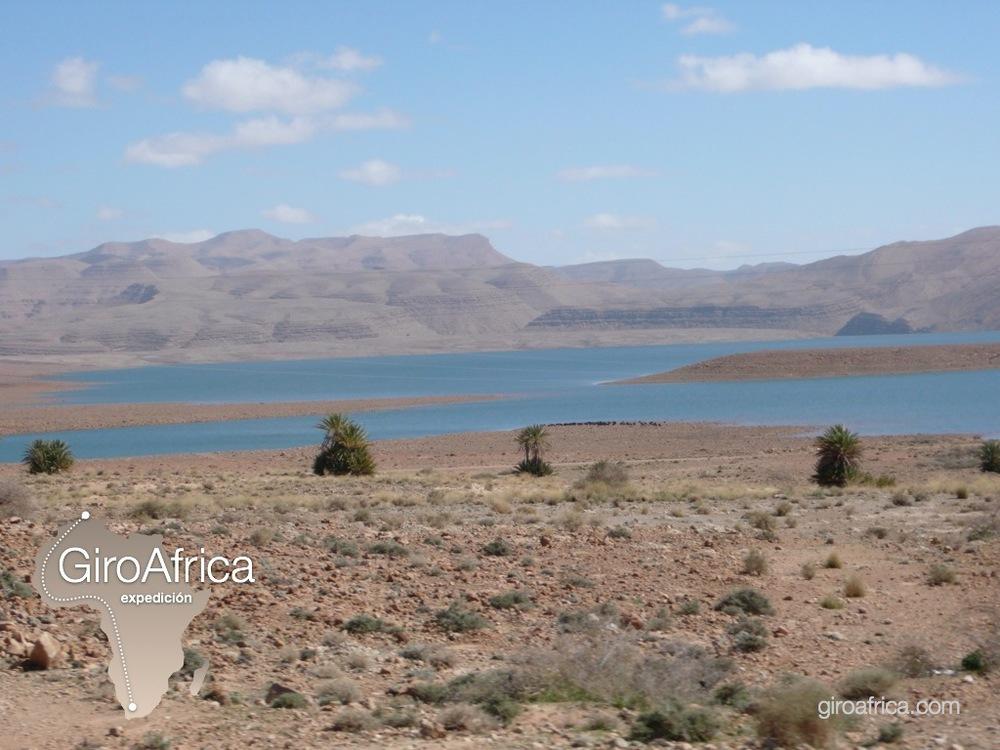giroafrica wallpaper desert lakes