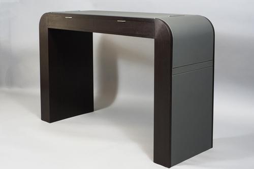 Le bureau de lagent bespoke console desk made by 68