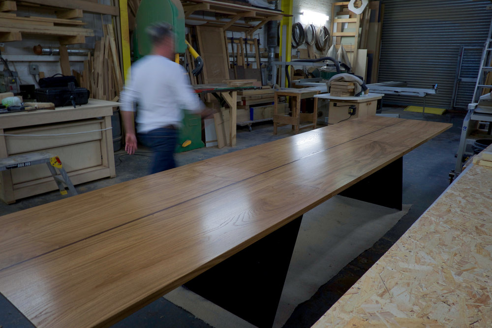The Blade Dining Table