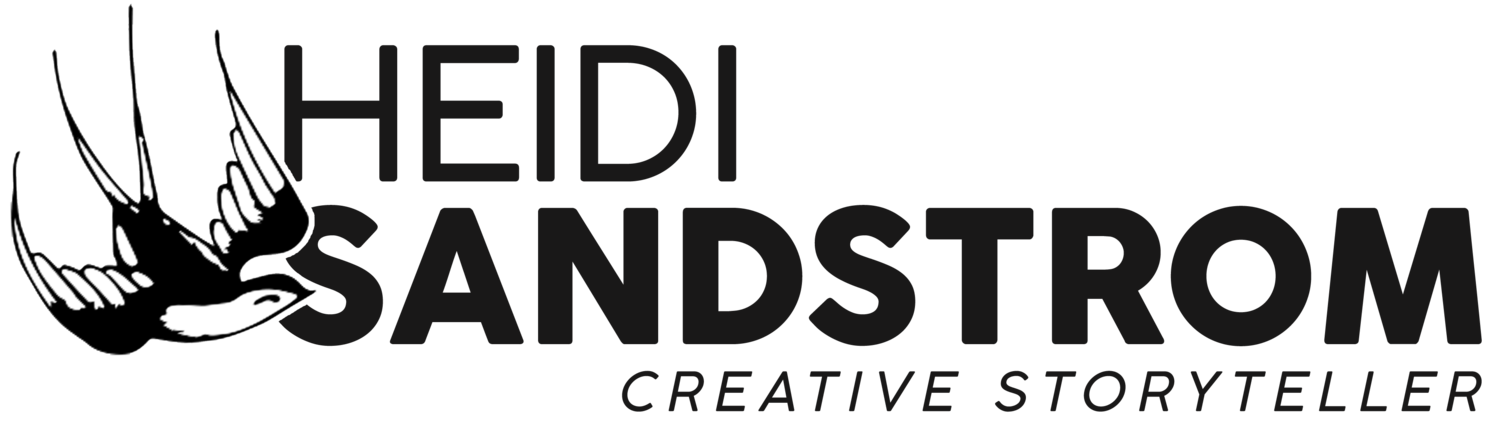 Heidi Sandstrom | Award-Winning Marketing Consultant, Photographer & Content Creator