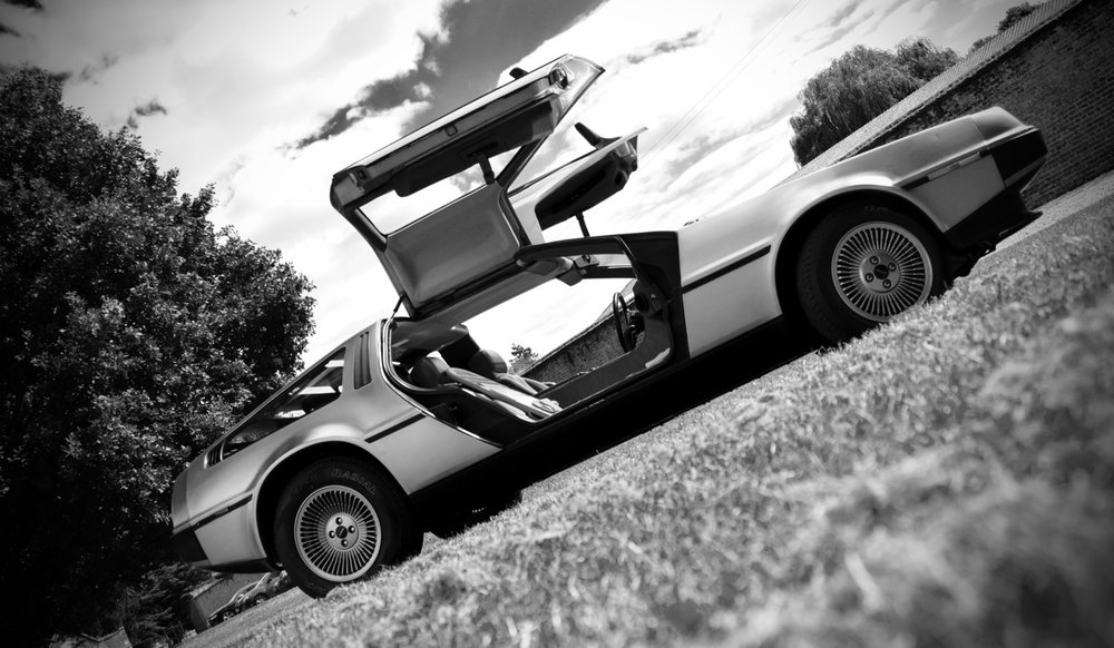 DELOREAN DMC-12 - 1981