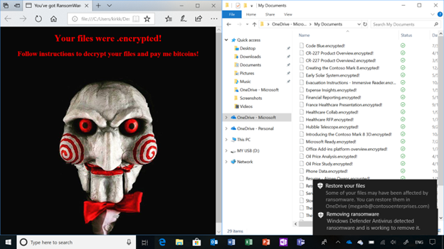 Security best practices with Microsoft 365 stop ransomware