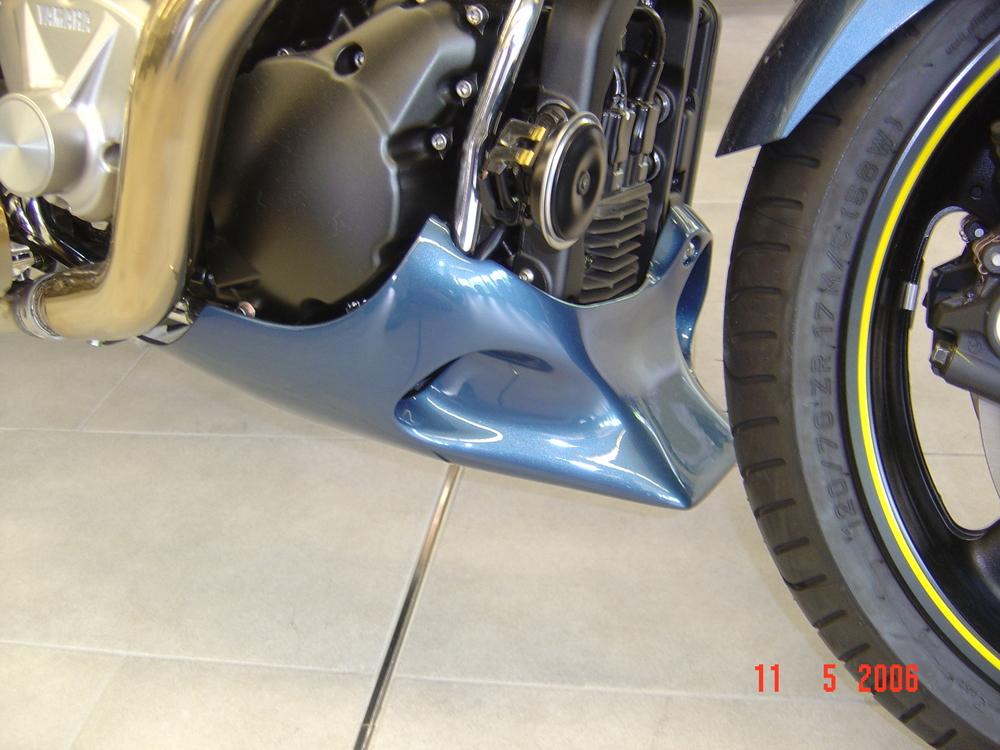 carriot Yamaha MT01 blau Bugspoiler.JPG