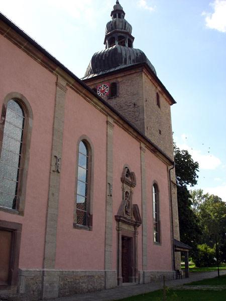 St. Nikolaus in Heuthen