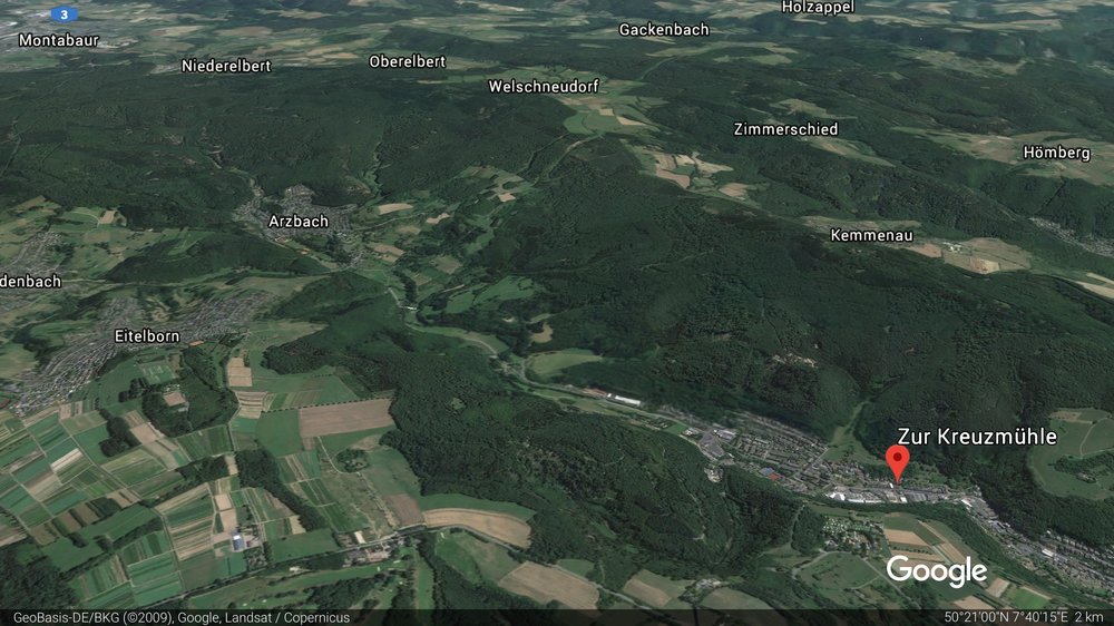 Quelle: google Earth