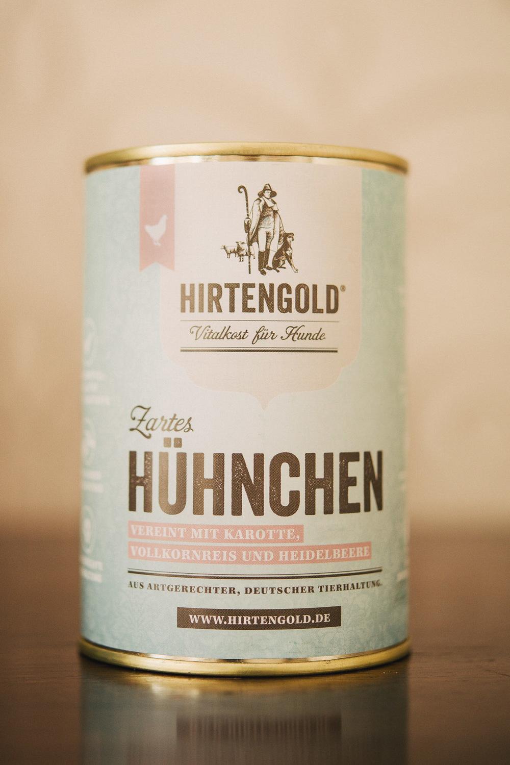 Nassfutter von Hirtengold