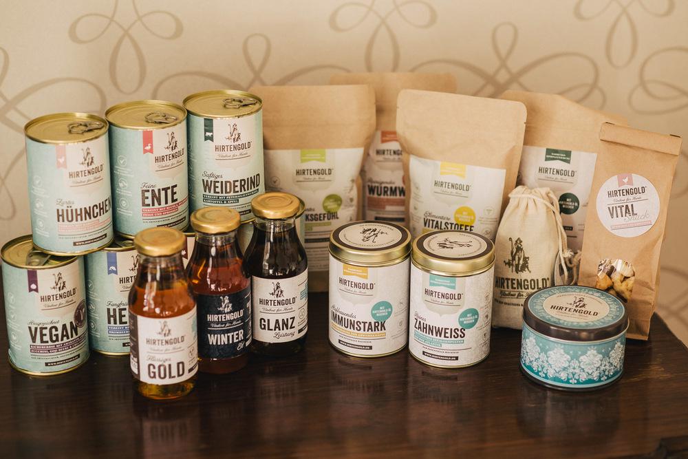 Produkte von Hirtengold