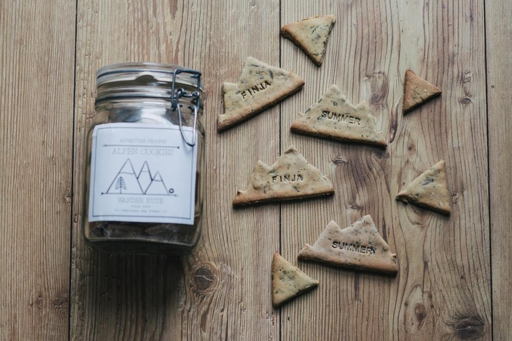 Alpen Cookies