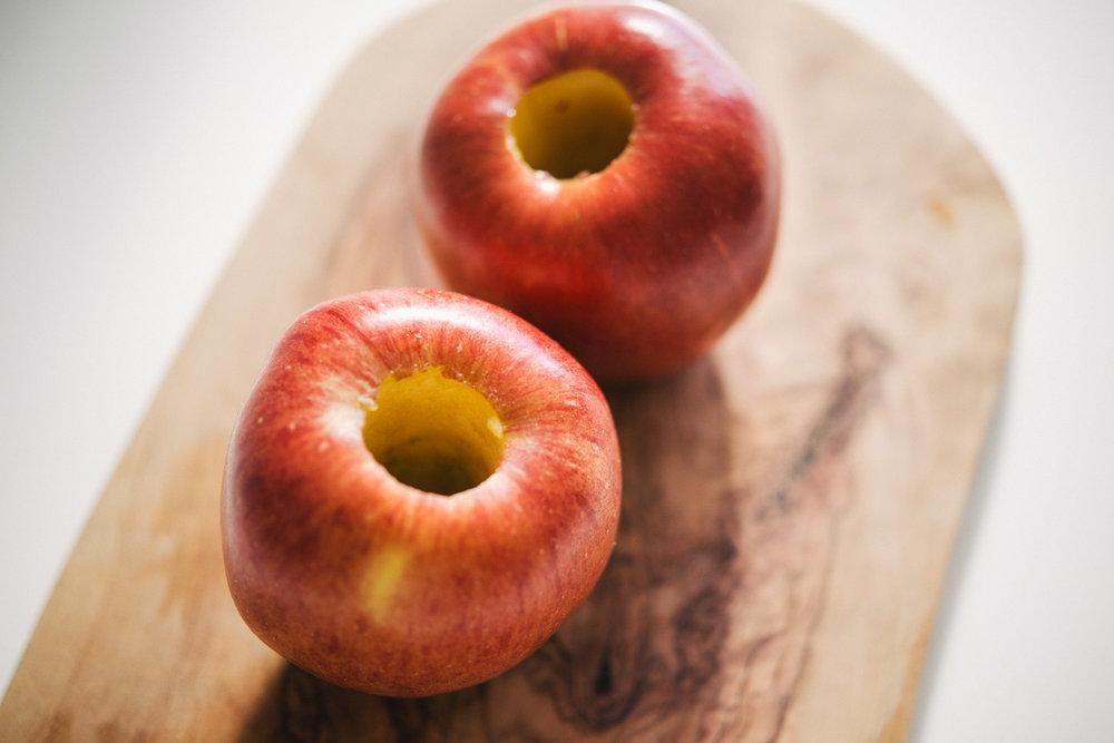Pfotentick DIY Apfel-Kong Rezeptidee