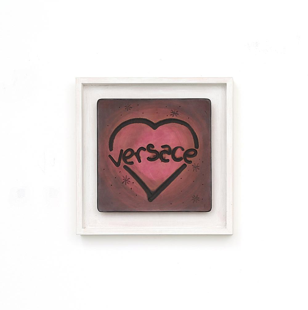"""Versace Heart_05"""