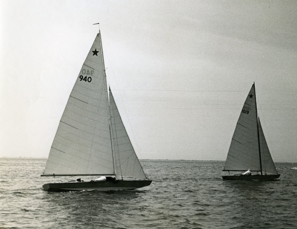 Starboats Gull and Vim, 1937