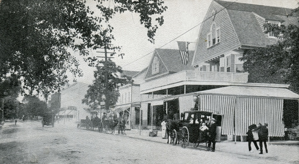 Main Street, Bay Shore, 1906