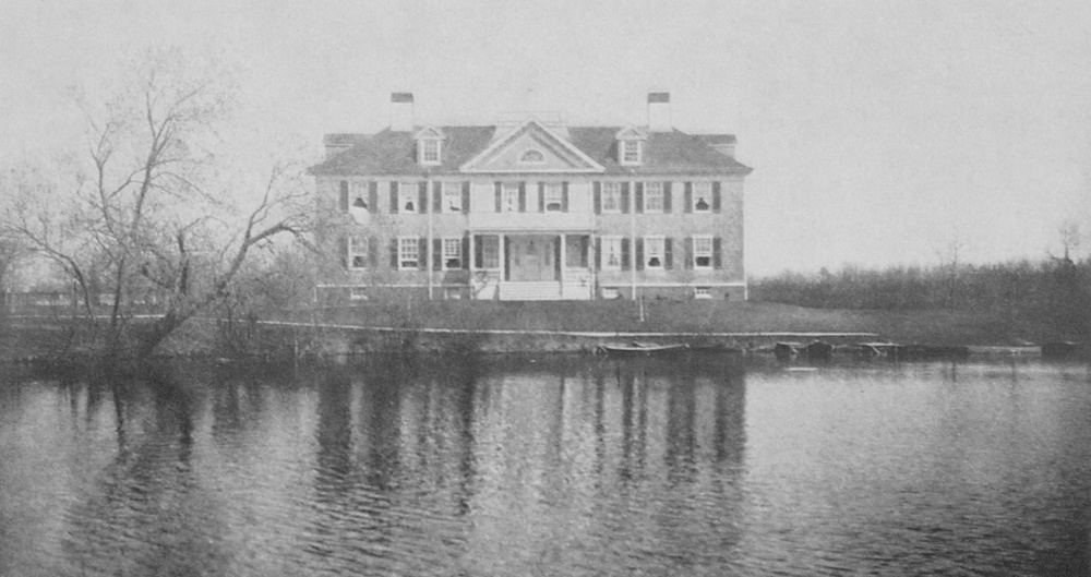 South Side Sportsmen's Club, New Annex, circa 1900