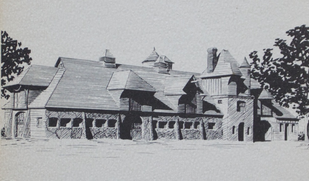 George L. Lorillard's Westbrook Farms, circa 1880