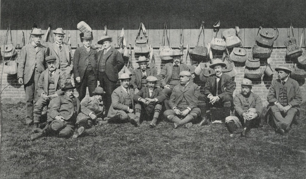 South Side Club Members, circa 1900