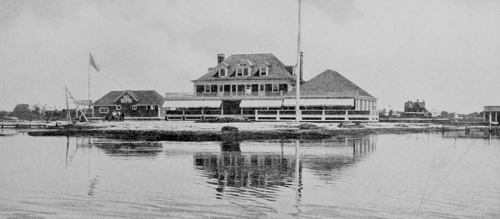 Penataquit Corinthian Yacht Club, 1909