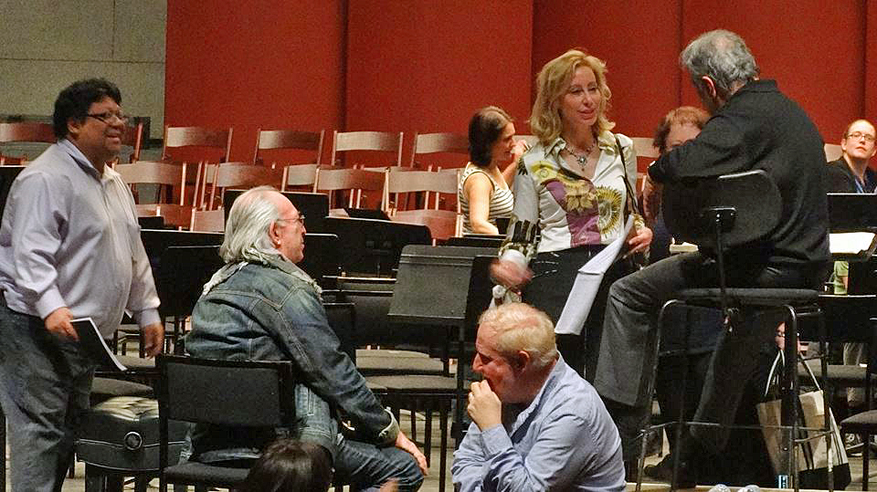 Maestro Zubin Mehta and Michelle in Rehearsal.jpg