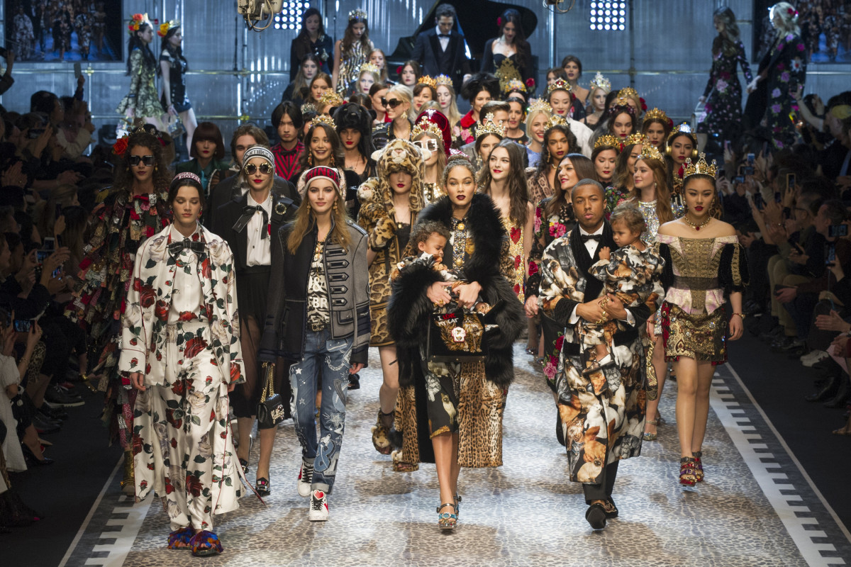 315495cd The Great Disaster: An Exploration of Dolce and Gabbana and Social Media's  Influence on the Global Luxury Fashion Market