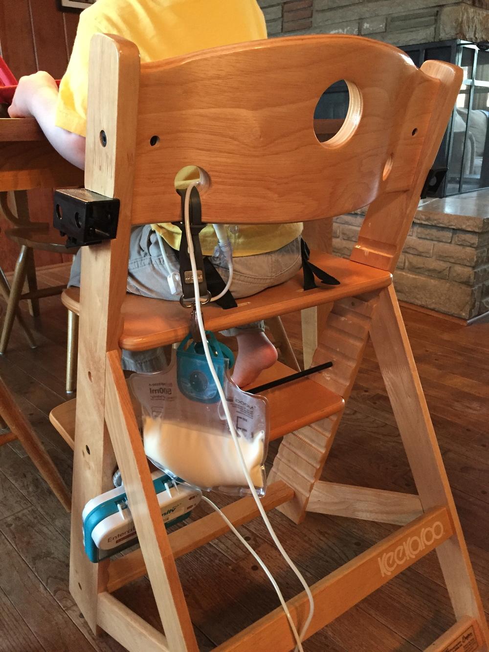 Oral pleasure chair photo 202