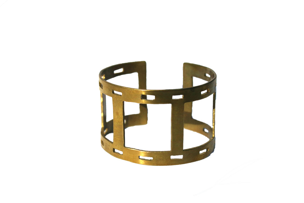 Brass Film strip