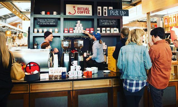 Photo Courtesy of Ritual Roasters