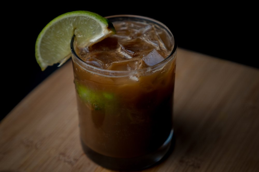 Dark 'n' Still Stormy - Inspired by the Dark 'n' Stormy$8
