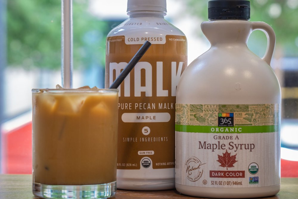 Maple Pecan Cold Brew
