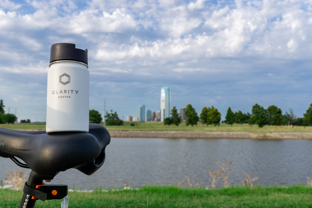 Clarity Coffee and Bike Trails