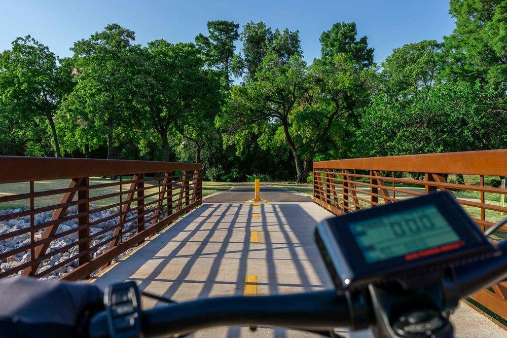 OKC Bike Trails