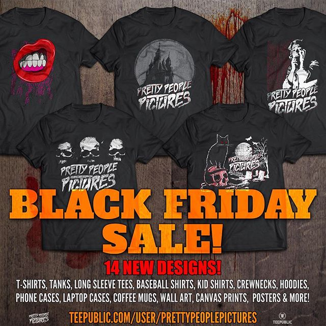 Pretty sure we're the only store doing a Black Friday Sale so grab some cool junk right now! 🔪🔪🔪
