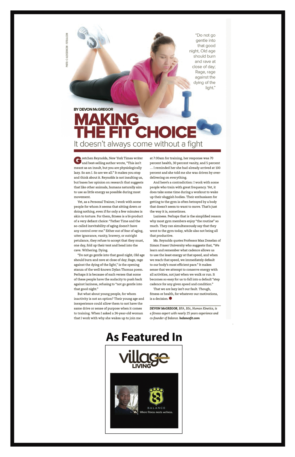 %22Making the Fit Choice%22_Village Living Publication.jpg